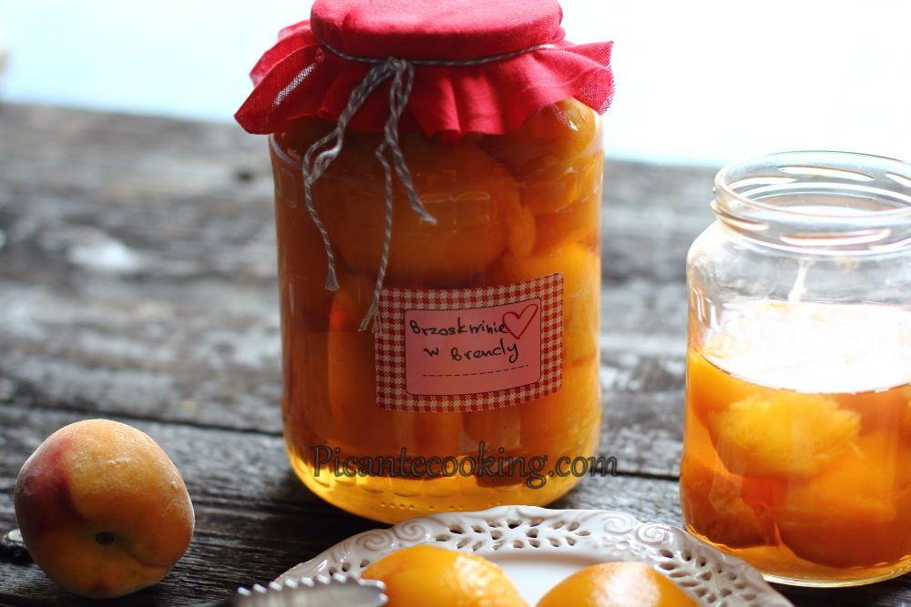 Консервовані персики з коньяком, для блогів_1