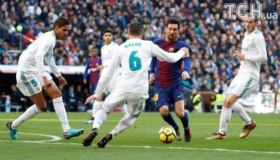 Топ-матч Чемпіонату Іспанії-2018/19 відбудеться у США