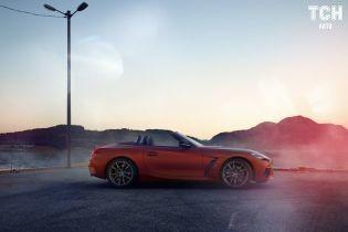 Родстер BMW дебютує на наступному тижні
