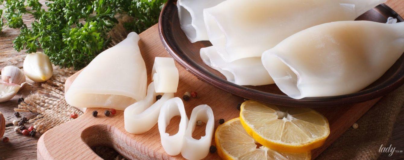 8 способов приготовления кальмаров