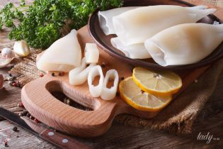 8 способів приготування кальмарів