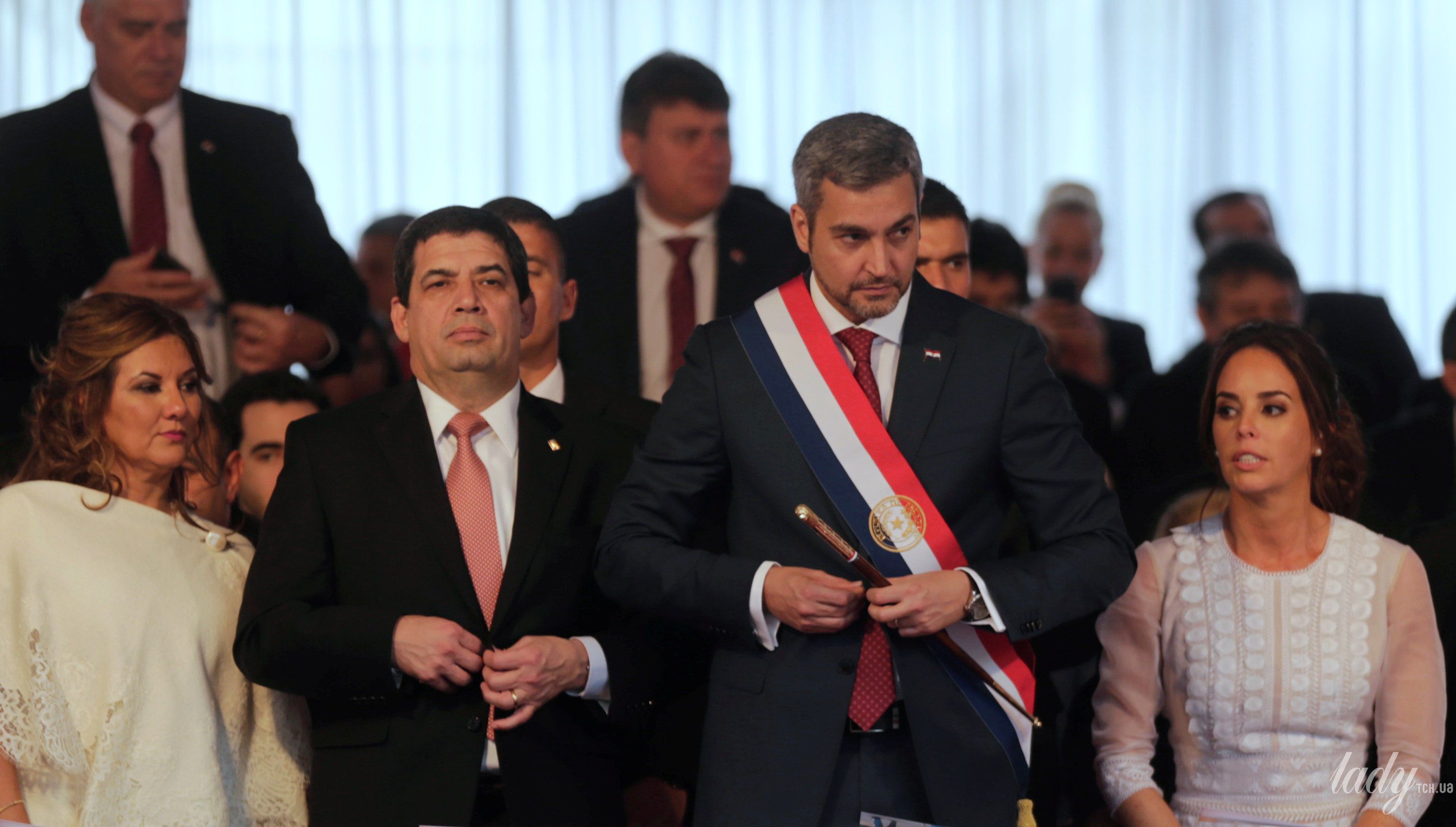 Жена вице-президент Парагвая_3