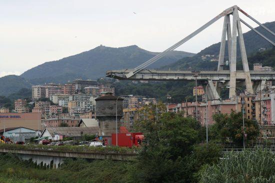 Старт Чемпіонату Італії можуть перенести через трагедію в Генуї