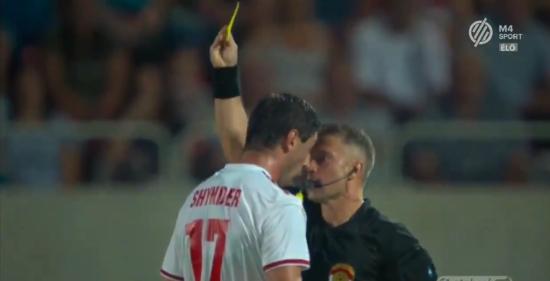Український футболіст отримав чотиримісячну дискваліфікацію в Угорщині
