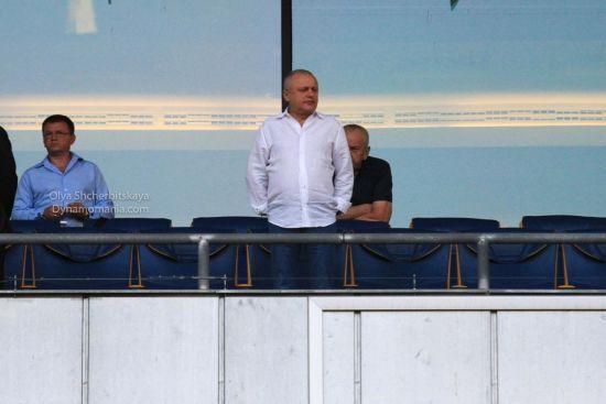 Суркіс засмучений вильотом з Ліги чемпіонів і пообіцяв нових гравців до закриття трансферного вікна