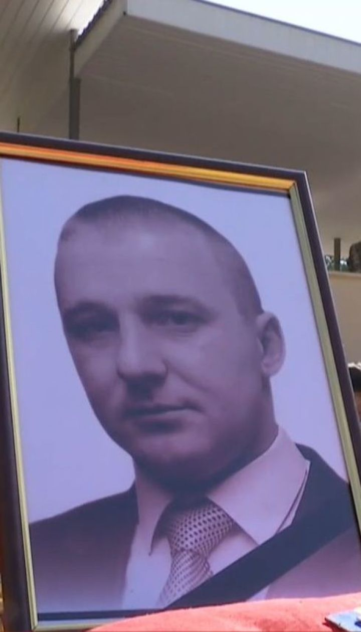 В Сумах похоронили 28-летнего артиллериста, которого считали пропавшим без вести