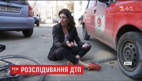 Поліції знадобилося два місяці, аби почати слідство щодо аварії за участі журналістки ТСН