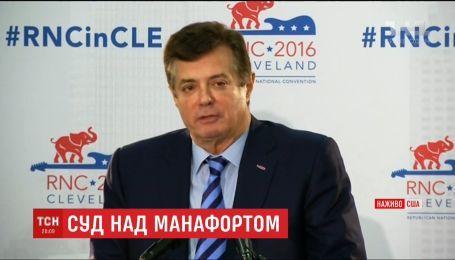 Полу Манафорту грозит 305 лет тюрьмы