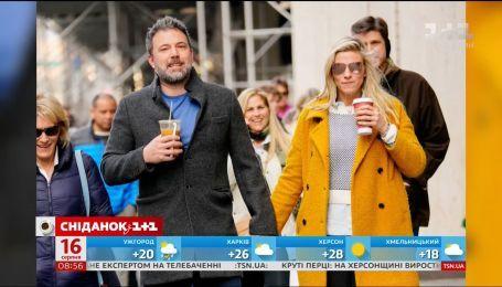 Актеры Бен Аффлек и Дженнифер Гарнер не могут договориться об опеке над детьми