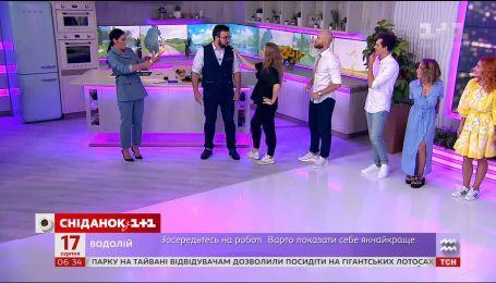"""Руслану Сеничкину передали естафесту на участие в """"Танцах со звездами"""""""