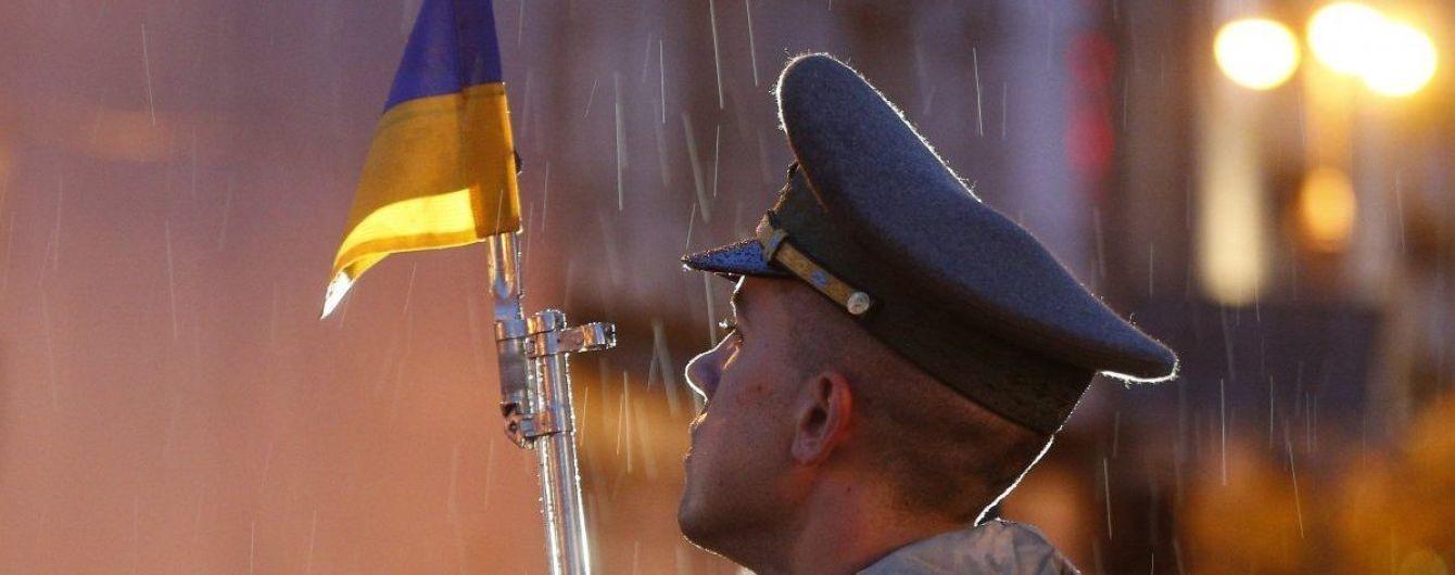 У Києві вночі відбулась репетиція параду до Дня Незалежності