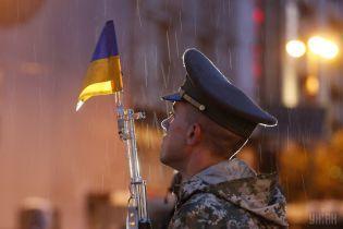 В Киеве ночью состоялась репетиция парада ко Дню Независимости