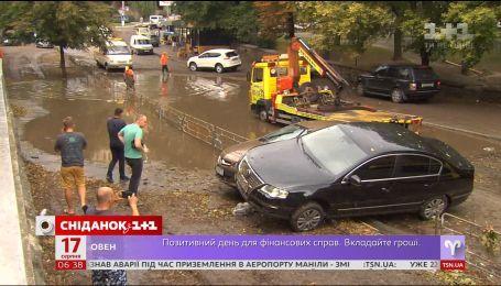 Чому автомобілісти найбільше страждають від злив та гроз