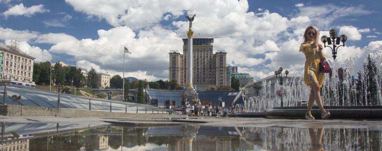 Грозы на Западе и жара. Прогноз погоды в Украине на 11 июня