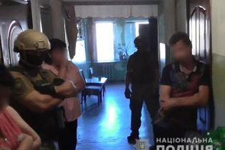 В Киеве задержали сумчанина, который чуть не убил полицейского во время беспорядков в горсовете Конотопа