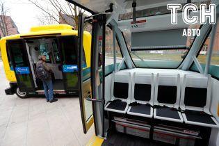 В Украине запретят автобусы без ремней безопасности
