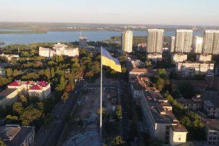 До Дня незалежності у Дніпрі відкриють найвищий флагшток в Україні, - Резніченко