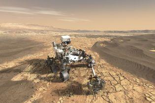 Вертолет для Красной планеты: в США создали прототип вертолета для исследования Марса