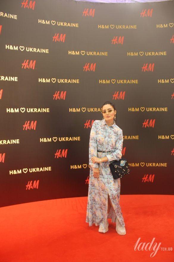 Вечеринка бренда H&M_1