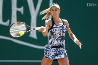 Цуренко выбила россиянку и вышла в четвертьфинал турнира в Цинциннати