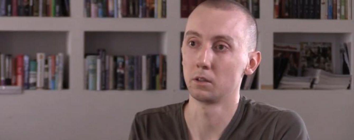 На окупованій Донеччині полоненого журналіста Асєєва засудили до 15 років