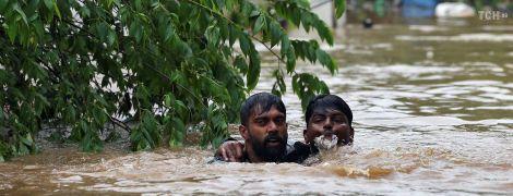 Майже 400 жертв: повінь у Кералі зарахували до найстрашніших в історії Індії