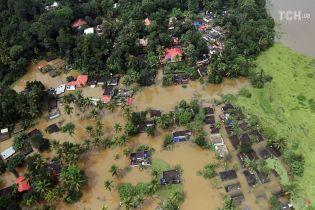 В Індії у найгіршій за сто років повені загинули більше 300 людей
