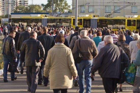 За півроку українців стало на 122 тисячі менше - Держстат