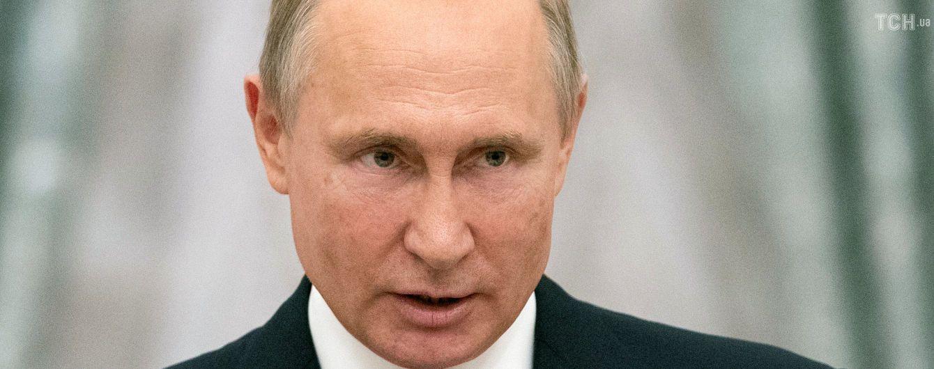"""Путин выдвинул новую версию """"законности"""" аннексии Севастополя"""