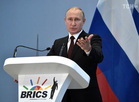 Путін привезе на весілля глави МЗС Австрії козачий хор. Поїздка коштуватиме 1,8 млн рублів