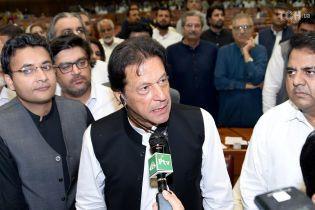 Новым премьером Пакистана стал бывший игрок в крикет