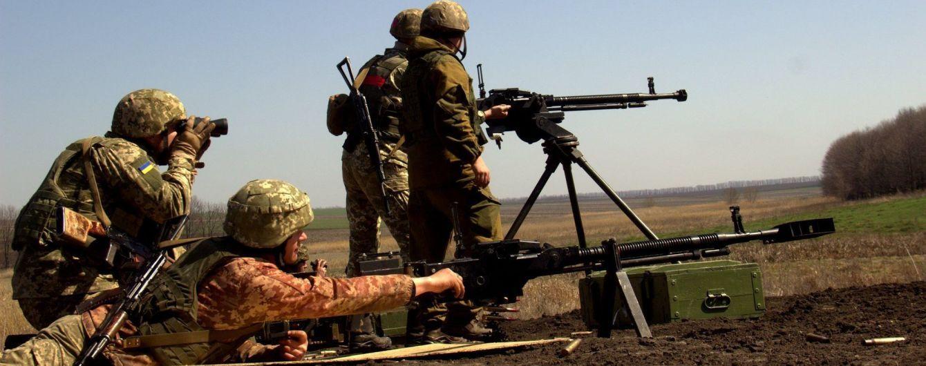 Около 20 обстрелов, трое бойцов ранены. Как прошли сутки на Донбассе