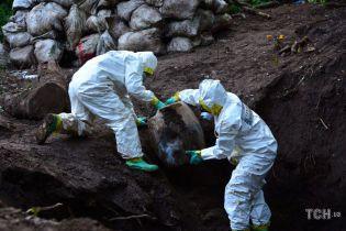 """Рекордная партия наркотиков. В Мексике из подземного тайника раскопали 50 тонн """"кристалла"""""""