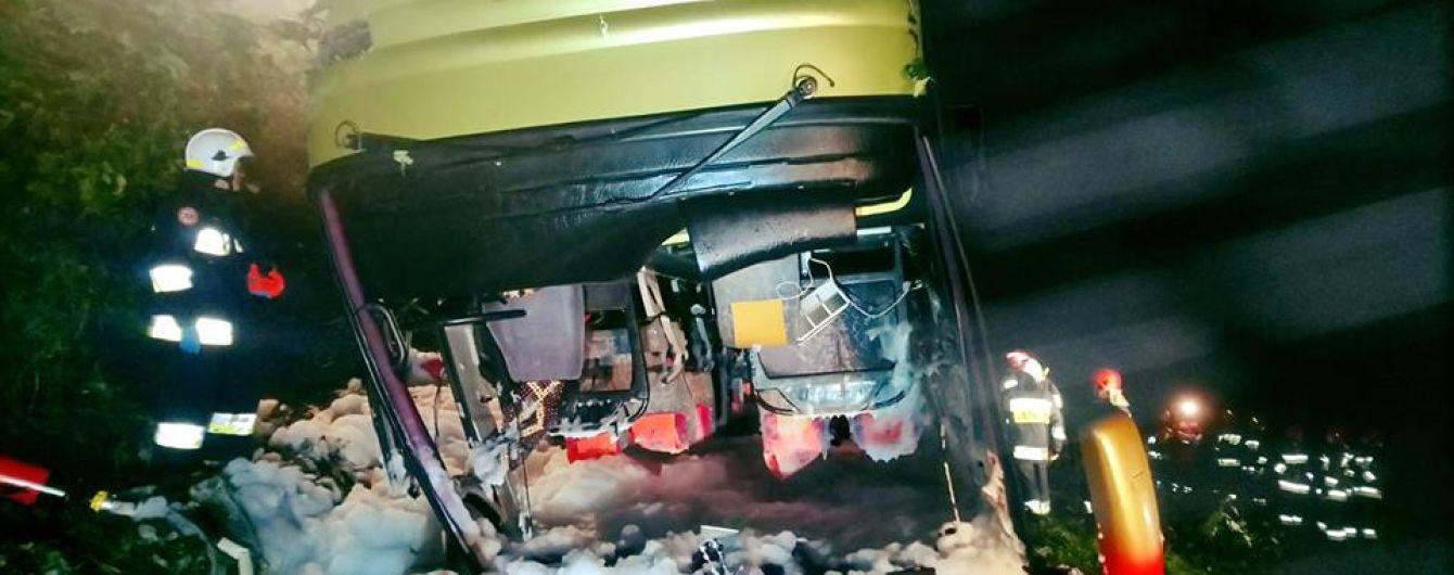 Смертельна ДТП автобуса з українцями у Польщі: у крові водія виявили психотропи