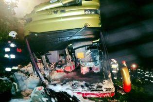 В Польше задержали водителя туристического автобуса с украинцами, совершившего смертельное ДТП