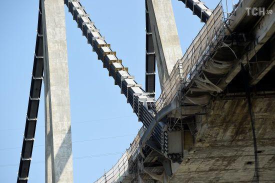 В Італії зросла кількість жертв через обвалення мосту: серед знайдених загиблих - дитина