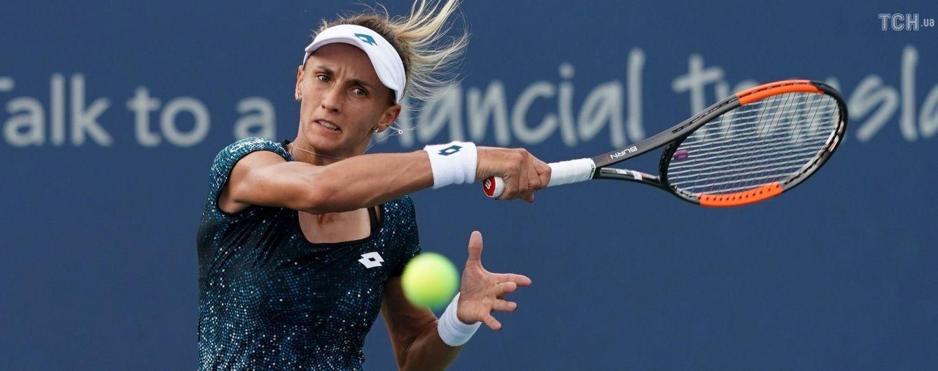 """Українка Цуренко потрапила до трійки найкращих тенісисток в номінації """"Прорив місяця"""""""