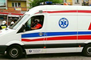 В Польше машина сбила пятерых украинцев