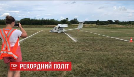 Украинцы Юрий и Тимофей Яковлевы победили на чемпионате мира по сверхлегкой авиации.