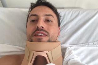 Украинка и ее муж, которые выжили под завалами моста в Генуе, записали первое видео из больницы