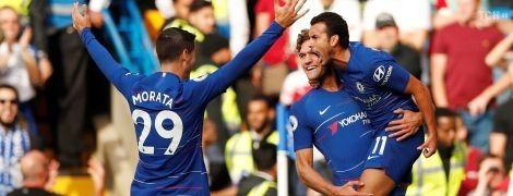 """""""Іспанська перемога"""": """"Челсі"""" у видовищному дербі Лондона здолав """"Арсенал"""""""