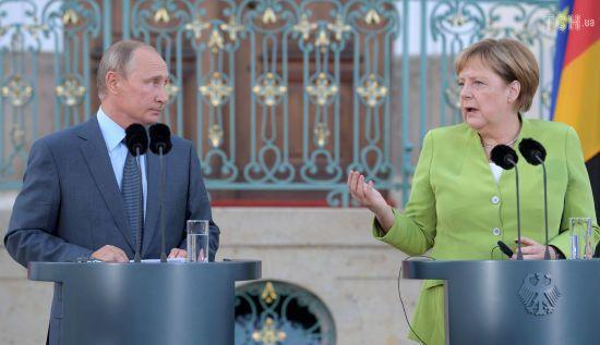 """Путін готовий самостійно профінансувати """"Північний потік-2"""" в разі санкцій США - ЗМІ"""