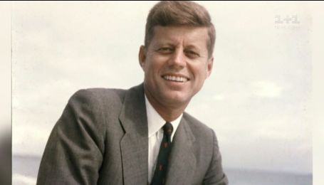 Таємниці життя  35-го президента США Джона Кеннеді