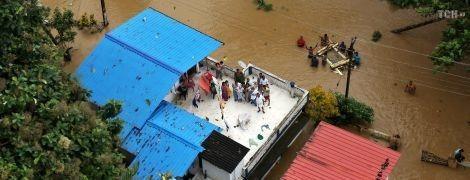 Масштабное наводнение в Индии: погибли более 300 человек