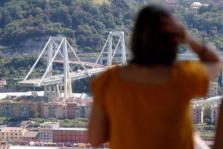 Пошукова операція біля мосту у Генуї завершилася. Кількість загиблих зросла