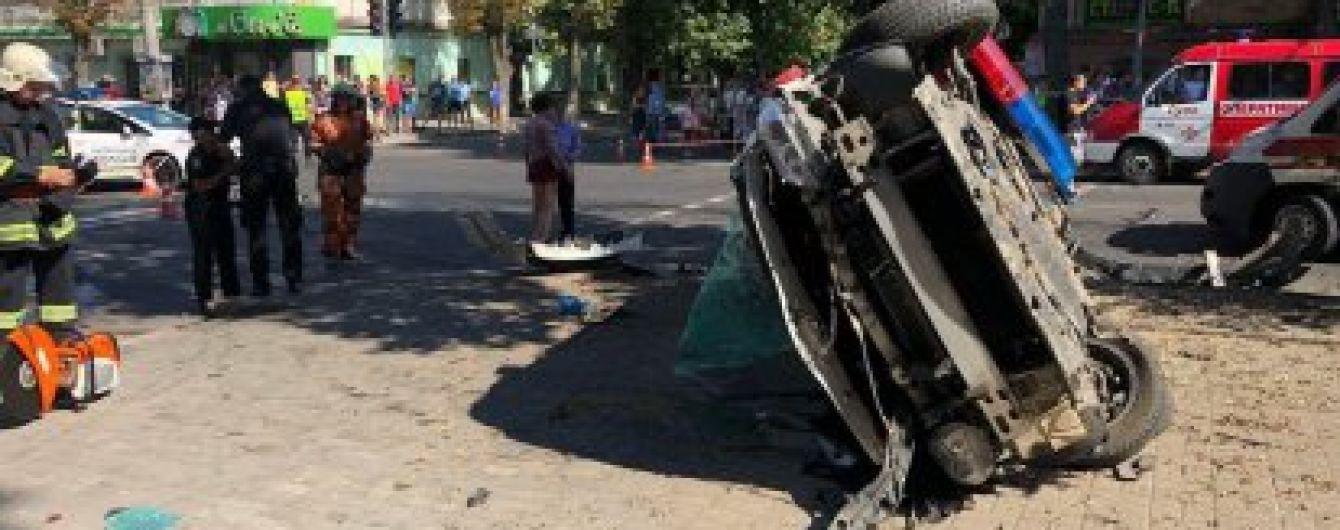 Жуткое ДТП в Сумах с полицейским Prius: виновнику грозит до 8 лет заключения