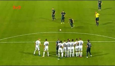 Зоря - Олімпік - 0:0. Відео-огляд матчу