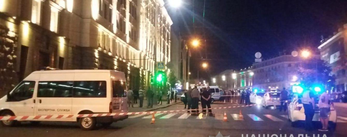 Унаслідок стрілянини біля Харківської міськради поранень зазнали четверо осіб - джерело