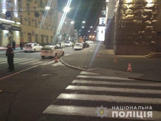 У Мережі опублікували відео ліквідації нападника на Харківську міськраду