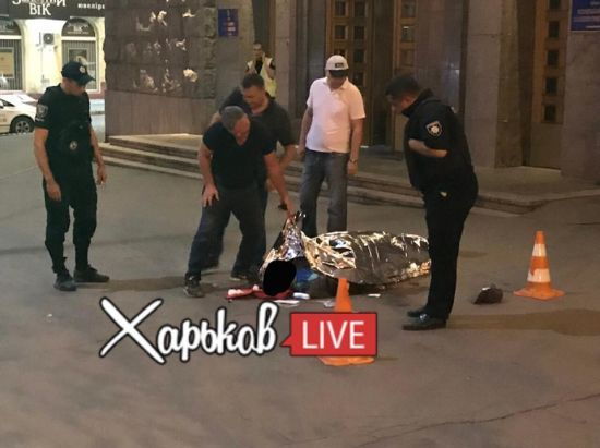 У Мережі з'явилися нові фото і відео стрілянини у Харкові